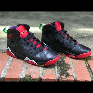Great Used Condition Nike Jordan Marvin theMartian